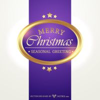 Christmas Design Free Vector by vecree