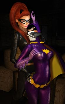 Enter Batgirl - Ch.1: Dancing in the Dark by EthereaS
