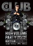 High Volume Party In Club by n2n44
