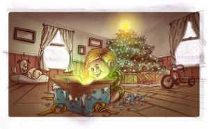 Merry Christmas - 2008 by Lawnz