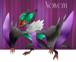 Noivern by Xernah