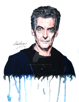 12th Doctor by MadelineSlytherin