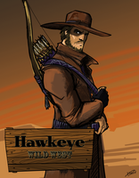 Hawkeye (Wild West) by Ferroconcrete247