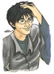 James Potter by RohanElf