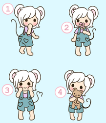 $10 Multi Slot Sanrio YCH by Pastel-Hime