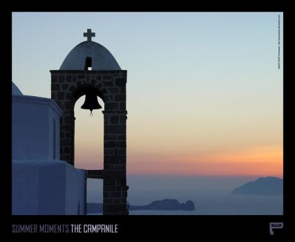 Summer Moments : The Campanile by Panosware