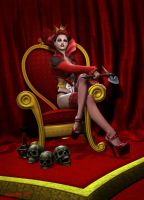 The Red Queen by rogue29730