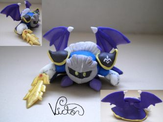 MetaKinight wings by VictorCustomizer