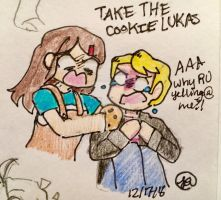 Take the Cookie