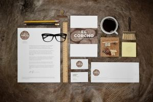 Crafted Identity Mock-ups by wpthemes