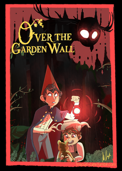 Over the Garden Wall by SilenceArtist