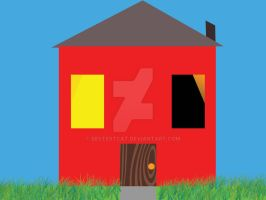 Basic House Project by Bestestcat