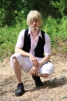Z's Ambition - Sanji by Wings-chan