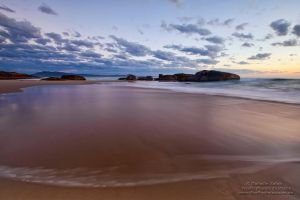 Main Beach South West Rocks by FireflyPhotosAust