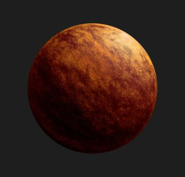 Planet - Baelos by Stock7000