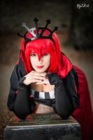 Madame Red Queen of Hearts by Feelyah