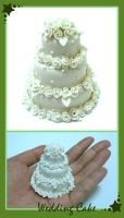 Wedding Cake by HanaClayWorks