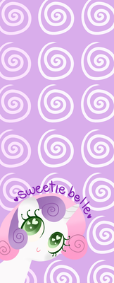 Sweetiebook by CosmicPonye