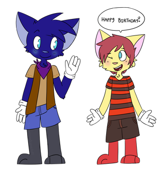 Happy Birthday Frequency! by x-Tomorrow