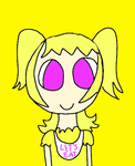 Human Chica (My DS) by DreamNotePrincess