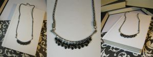 Curvaceous - Beaded Necklace by DanielleDucrest