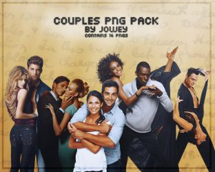 Couples Png Pack by xjowey02
