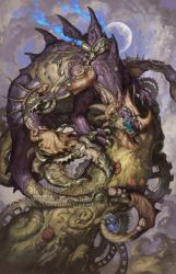 2015 Zodiac Dragons - Cancer by The-SixthLeafClover