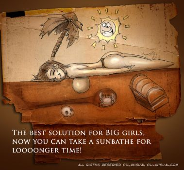 Solution for BIG girls by gulavisual
