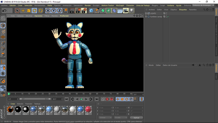 funtime candy C4D by matias124536253