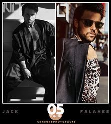 // PHOTOPACK 3808 - JACK FALAHEE // by censurephotopacks