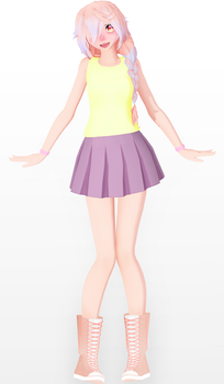 MMD REQUESTS | Alissa by DianaMMD