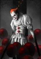 PENNYWISE by Fanat08