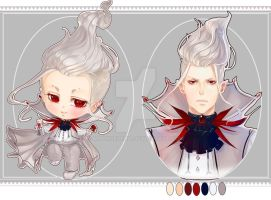 [Closed] Auction vampire by MoonSelena