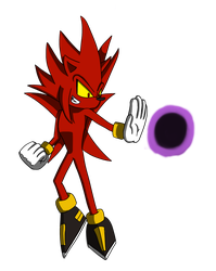 Perfect Nazo by elementhedgehog