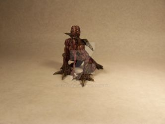Resident Evil Licker Proto1 by Trapjaw