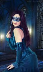 Masquerade by cemac