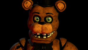 Withered Freddy Wallpaper by EndyArts