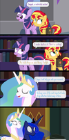 Comic Block: The Restricted Section by dm29