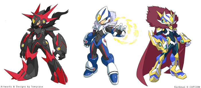 More Over-1 Armors by Tomycase
