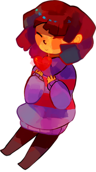 Frisk  by simpleoddities