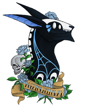 Muertos Headshot Banner by Puddathere