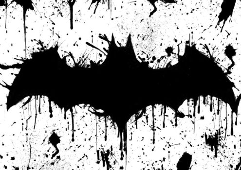 splatter bat by solid-snake92