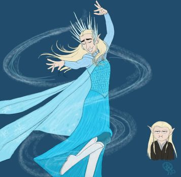 Hobbit FA: The Dwarves Never Bothered Him Anyway by TheLastUnicorn1985