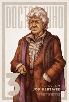 Doctor Who #3 by IngvardtheTerrible