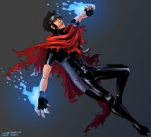 Wiccan -Colored- by Cris-Art