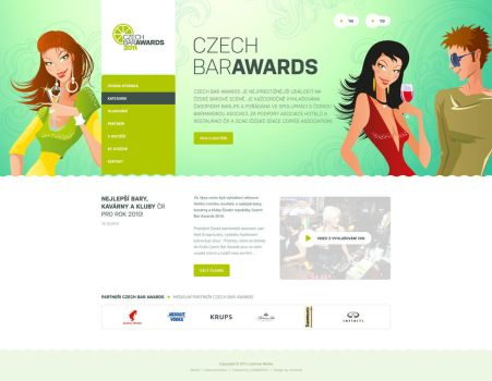 Czech Bar Awards by luqa