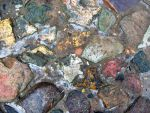 colourful stone paving by synesthesea