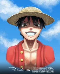 Luffy by uchihajake