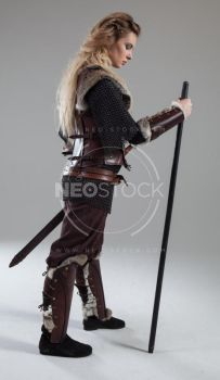 Pippa Medieval Warrior 249 - Stock Photography by NeoStockz