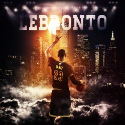 LEBRON JAMES ! by AYGBMN
